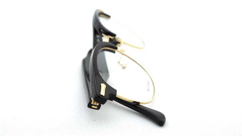 SHURON(シュロン) RONSIR ZYL(Black/Gold) 48サイズ-4