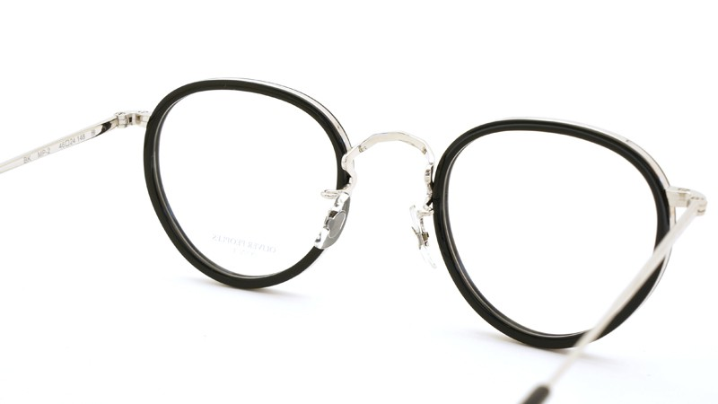 OLIVER PEOPLES MP-2 BK 9