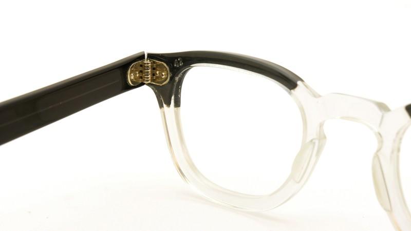TART OPTICAL タートオプティカル メガネ vintage ARNEL BLACKWOOD-CLEAR 42/24 7