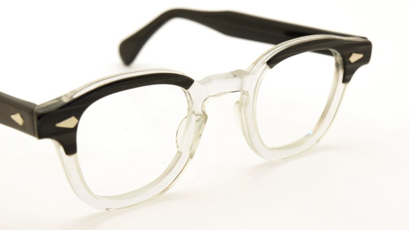 TART OPTICAL タートオプティカル メガネ vintage ARNEL BLACKWOOD-CLEAR 42/24 6