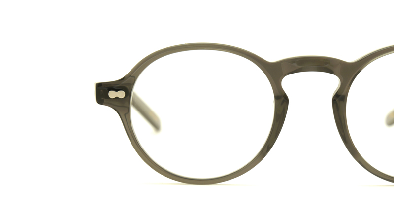 MOSCOT ORIGINALS GLICK col.GREY 47サイズ 10