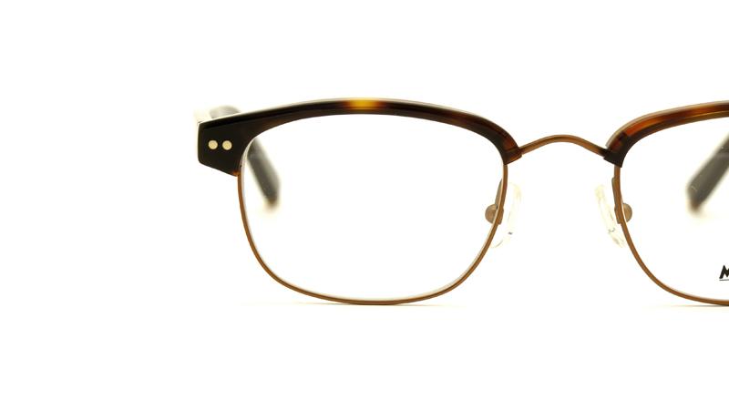MOSCOT SPIRIT JOEL col.Tortoise/Black-Copper 46サイズ 10