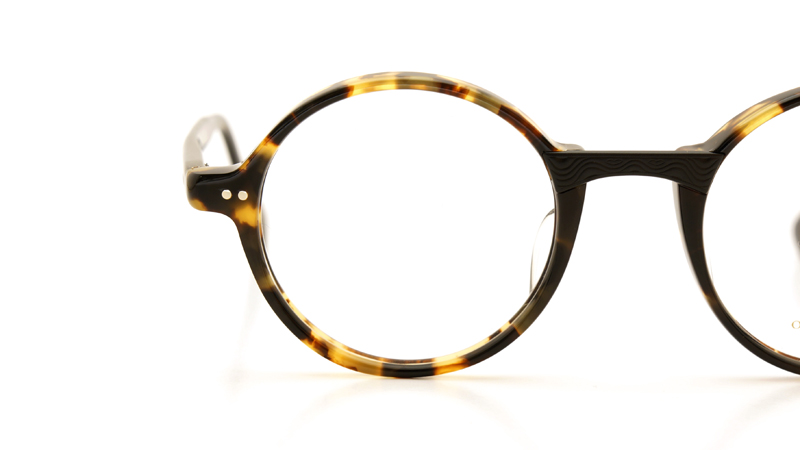 OLIVER PEOPLES オリバーピープルズ 2013年新作 メガネ Woodbury DTB 11