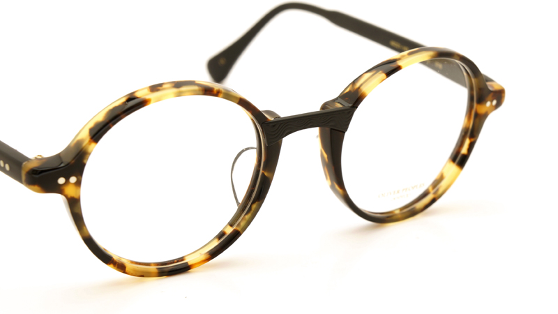 OLIVER PEOPLES オリバーピープルズ 2013年新作 メガネ Woodbury DTB 7