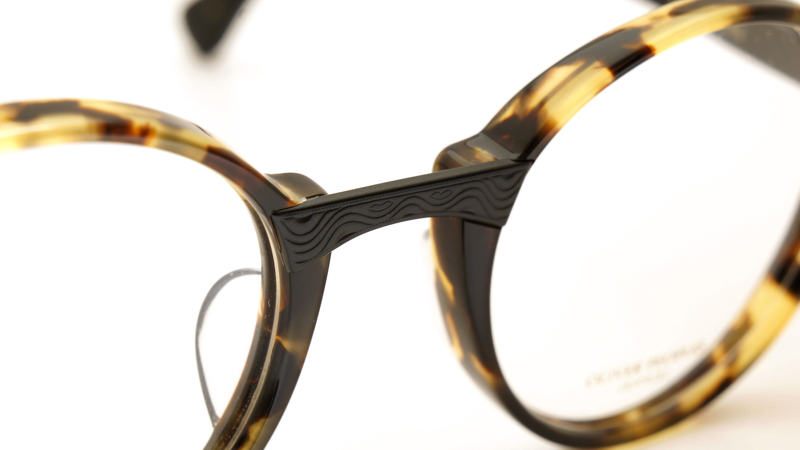 OLIVER PEOPLES オリバーピープルズ 2013年新作 メガネ Woodbury DTB 8