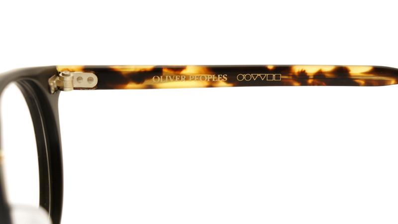 OLIVER PEOPLES オリバーピープルズ 2013年新作 メガネ Adamson MBK 9