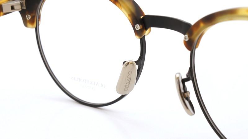 OLIVER PEOPLES オリバーピープルズ 2013年新作 メガネ MP-15-XL MDTB マットトートイーズ 10