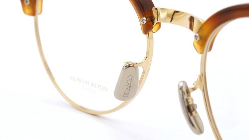 OLIVER PEOPLES オリバーピープルズ 2013年新作 メガネ MP-15-XL DM 9