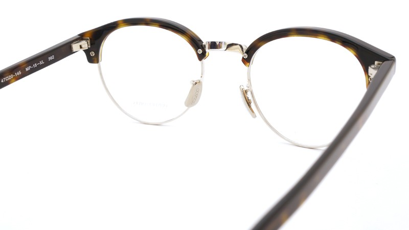 OLIVER PEOPLES オリバーピープルズ 2013年新作 メガネ MP-15-XL 362 7