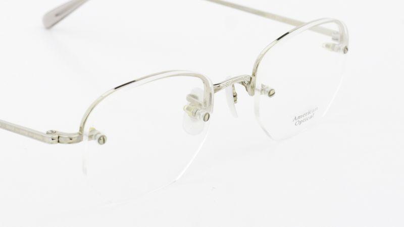 American Optical(アメリカンオプチカル) メガネ Ful-Vue シルバー 6