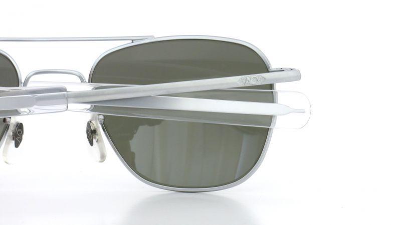 American Optical(アメリカンオプチカル) サングラス Original Pilot マットクロム 10