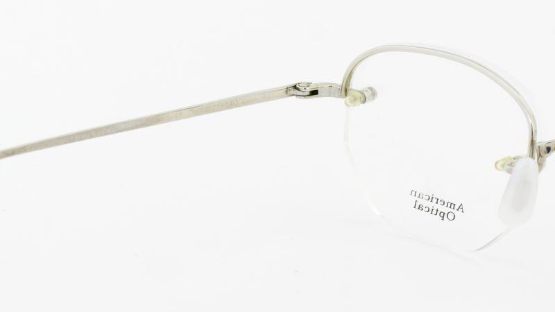 American Optical(アメリカンオプチカル) メガネ Ful-Vue シルバー 8