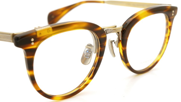 OLIVER PEOPLES  新作メガネ Mckinley 140 8