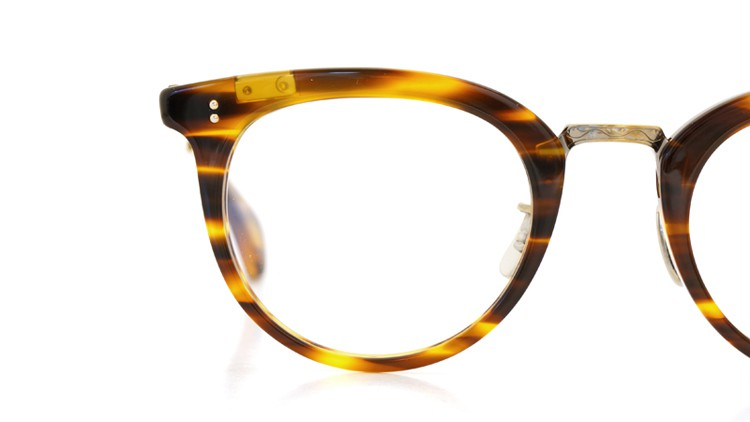 OLIVER PEOPLES  新作メガネ Mckinley 140 16
