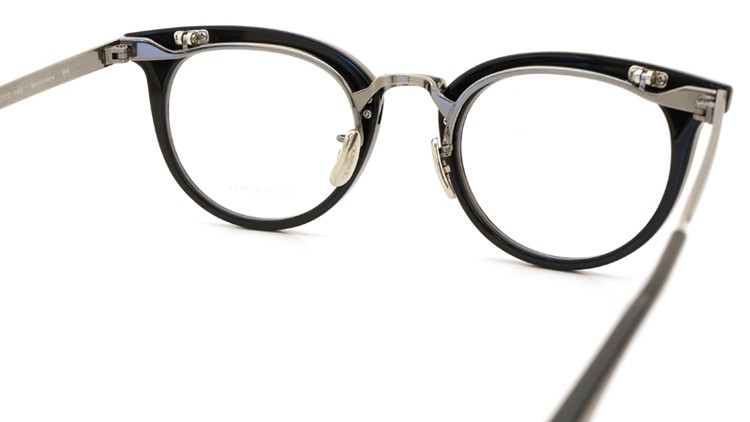 OLIVER PEOPLES 新作 Mckinley BK 9