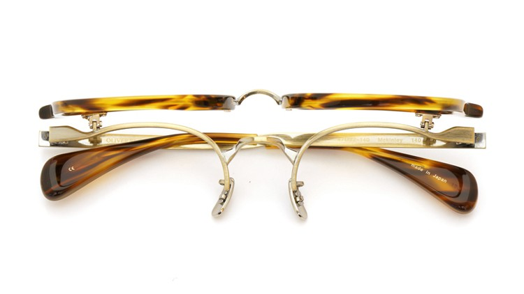 OLIVER PEOPLES  新作メガネ Mckinley 140 7