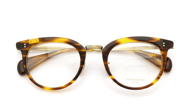 OLIVER PEOPLES  新作メガネ Mckinley 140 6