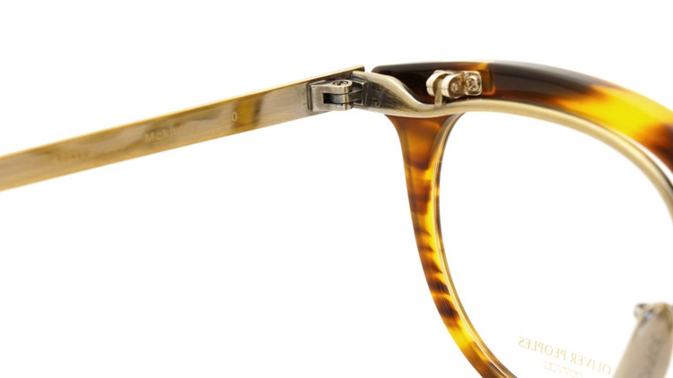 OLIVER PEOPLES  新作メガネ Mckinley 140 10