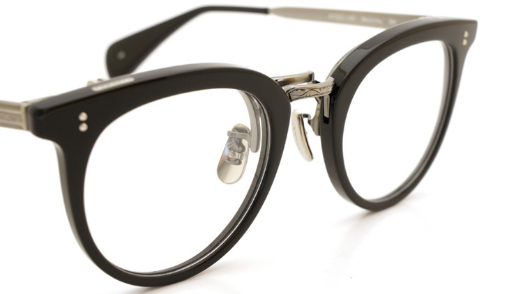 OLIVER PEOPLES 新作 Mckinley BK 8
