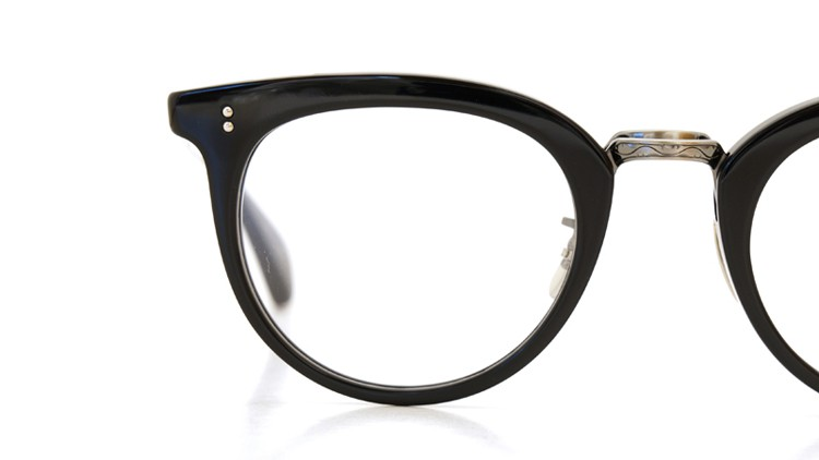 OLIVER PEOPLES 新作 Mckinley BK 16