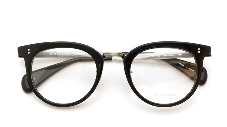 OLIVER PEOPLES 新作 Mckinley BK 6