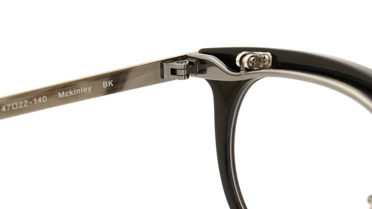 OLIVER PEOPLES 新作 Mckinley BK 10