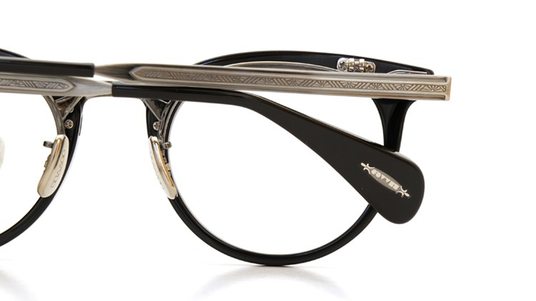 OLIVER PEOPLES 新作 Mckinley BK 15