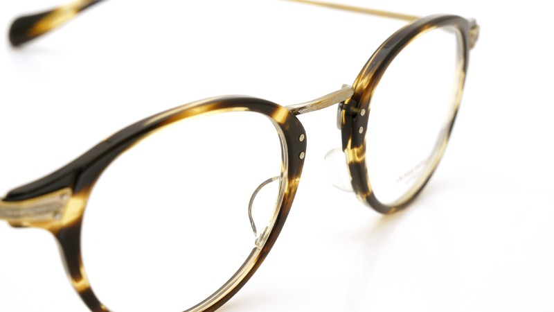 OLIVER PEOPLES オリバーピープルズ OLIVER PEOPLES (オリバーピープルズ)20周年記念メガネ Wylie COCO/AG 6