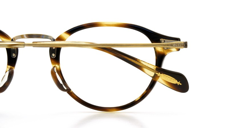 OLIVER PEOPLES オリバーピープルズ OLIVER PEOPLES (オリバーピープルズ)20周年記念メガネ Wylie COCO/AG 12