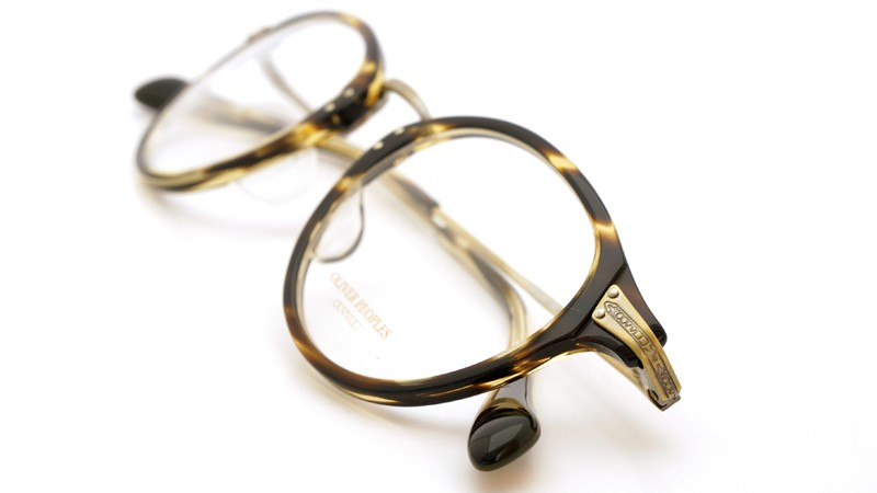 OLIVER PEOPLES オリバーピープルズ OLIVER PEOPLES (オリバーピープルズ)20周年記念メガネ Wylie COCO/AG 10