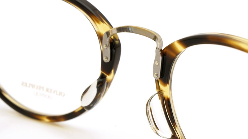OLIVER PEOPLES オリバーピープルズ OLIVER PEOPLES (オリバーピープルズ)20周年記念メガネ Wylie COCO/AG 7