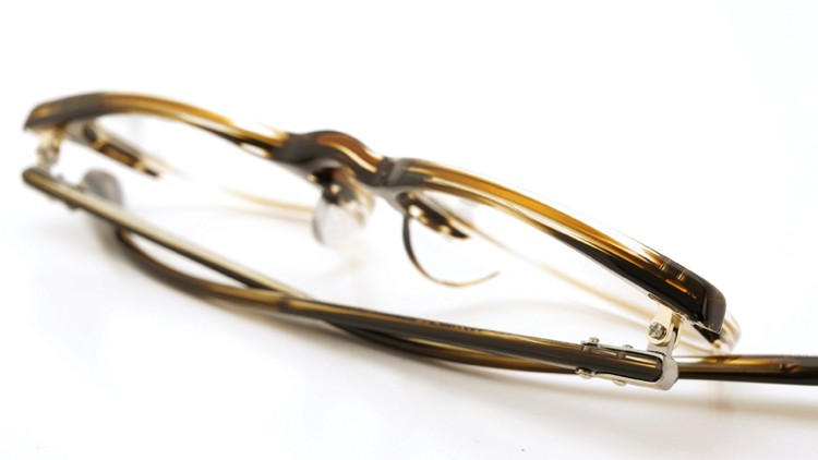 OLIVER PEOPLES (オリバーピープルズ)  × MILLER'S OATH (ミラーズ オース) 限定生産 カプセルコレクション Sir Finley 12