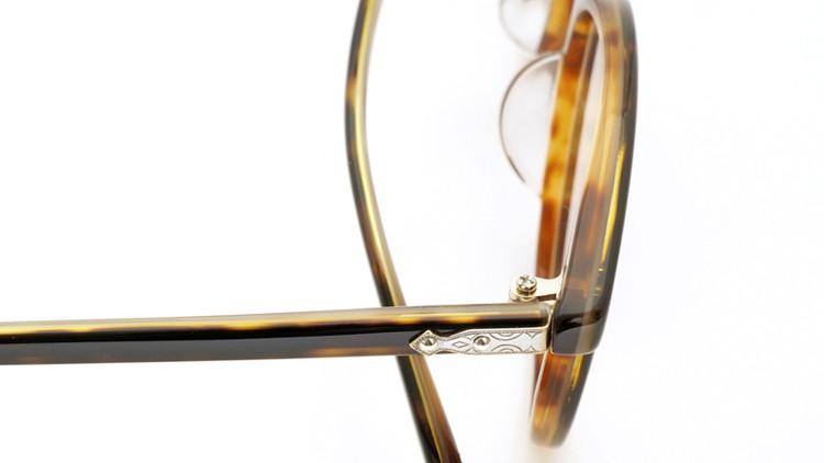 OLIVER PEOPLES (オリバーピープルズ)  × MILLER'S OATH (ミラーズ オース) 限定生産 カプセルコレクション Sir Finley VCT 14