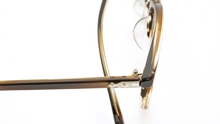OLIVER PEOPLES (オリバーピープルズ)  × MILLER'S OATH (ミラーズ オース) 限定生産 カプセルコレクション Sir Finley 15