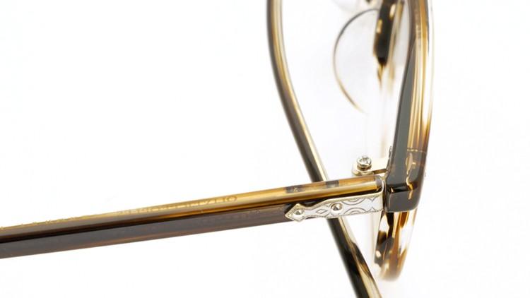 OLIVER PEOPLES (オリバーピープルズ)  × MILLER'S OATH (ミラーズ オース) 限定生産 カプセルコレクション Sir O'Malley VBSG 17