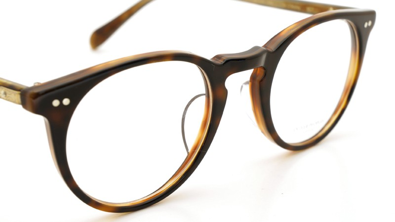 OLIVER PEOPLES (オリバーピープルズ)  × MILLER'S OATH (ミラーズ オース) 限定生産 カプセルコレクション Sir O'Malley VCT 6
