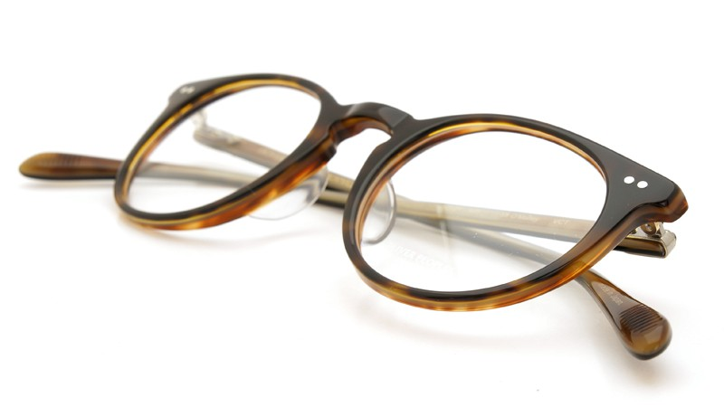 OLIVER PEOPLES (オリバーピープルズ)  × MILLER'S OATH (ミラーズ オース) 限定生産 カプセルコレクション Sir O'Malley VCT 11