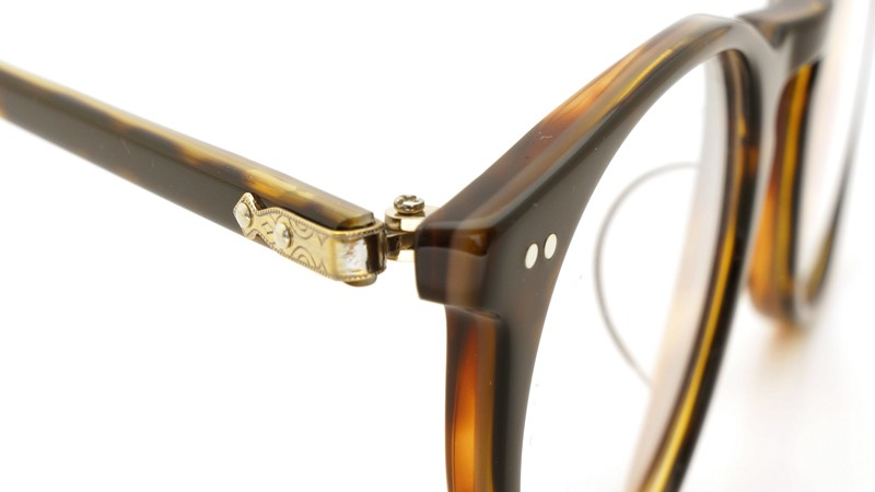 OLIVER PEOPLES (オリバーピープルズ)  × MILLER'S OATH (ミラーズ オース) 限定生産 カプセルコレクション Sir O'Malley VCT 14