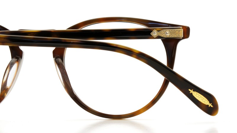 OLIVER PEOPLES (オリバーピープルズ)  × MILLER'S OATH (ミラーズ オース) 限定生産 カプセルコレクション Sir O'Malley VCT 15