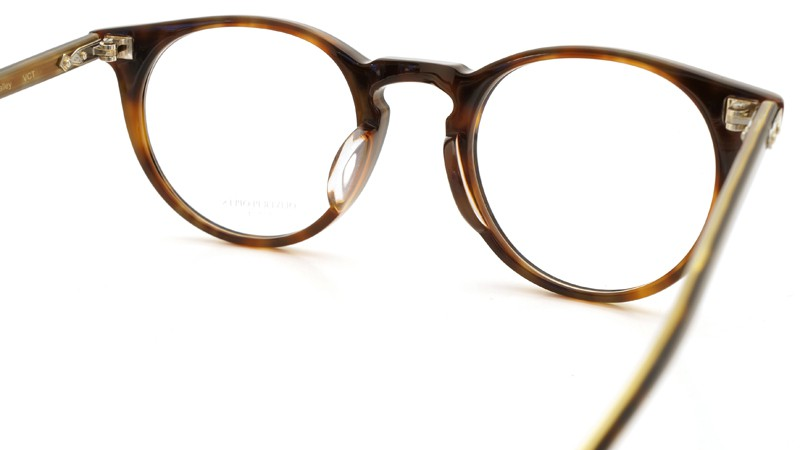 OLIVER PEOPLES (オリバーピープルズ)  × MILLER'S OATH (ミラーズ オース) 限定生産 カプセルコレクション Sir O'Malley VCT 7