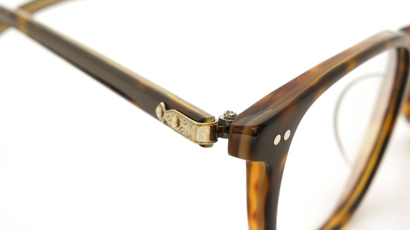 OLIVER PEOPLES (オリバーピープルズ)  × MILLER'S OATH (ミラーズ オース) 限定生産 カプセルコレクション [ SIR SERIES AT MILLER'S OATH ] Sir Kent Vintage Classic Tortoise 13