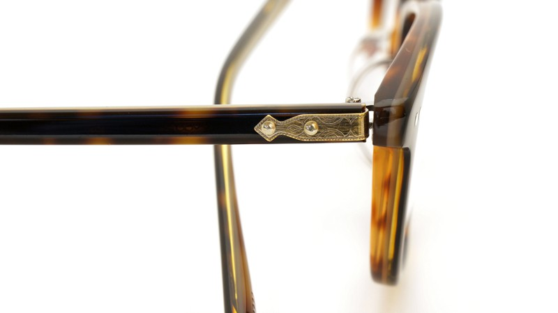 OLIVER PEOPLES (オリバーピープルズ)  × MILLER'S OATH (ミラーズ オース) 限定生産 カプセルコレクション [ SIR SERIES AT MILLER'S OATH ] Sir Kent Vintage Classic Tortoise 14