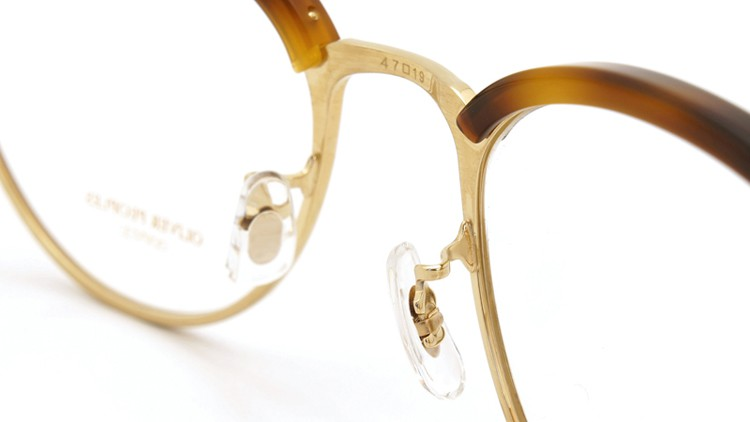 OLIVER PEOPLES (オリバーピープルズ)Los Angeles Collection [Golding BG] 8