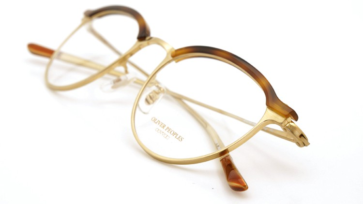 OLIVER PEOPLES (オリバーピープルズ)Los Angeles Collection [Golding BG] 11
