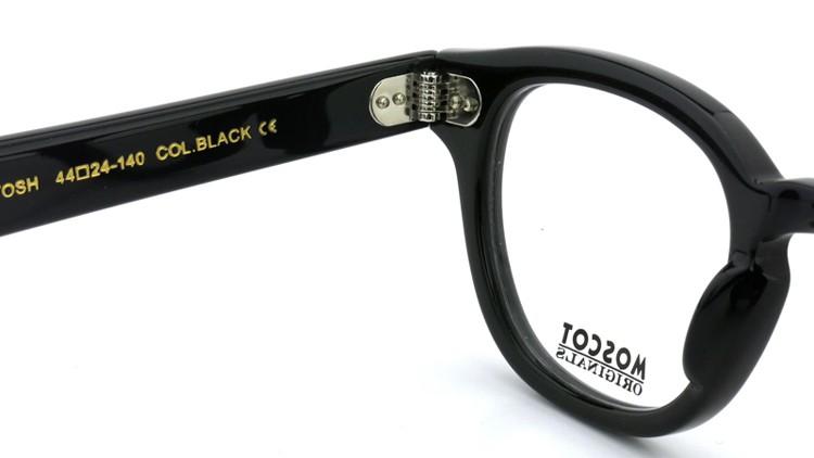 MOSCOT モスコット LEMTOSH レムトッシュ Black 44size 通販 9