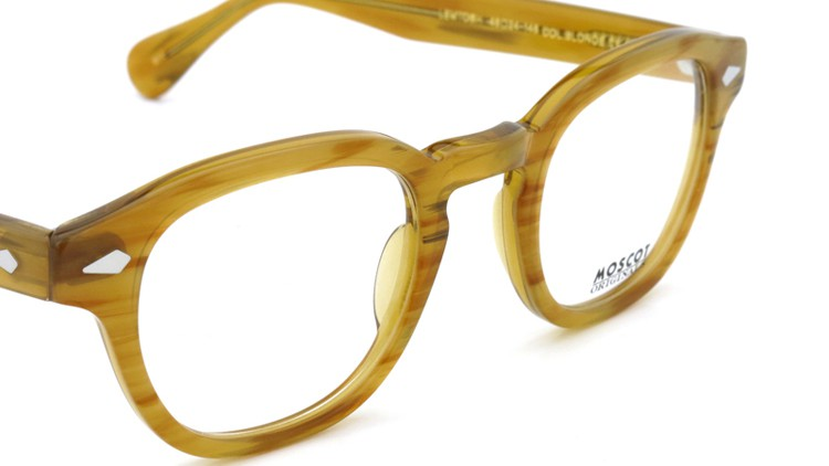 MOSCOT(モスコット) LEMTOSH Blonde 44size 6