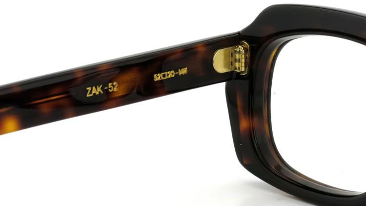 Oliver Goldsmith オリバーゴールドスミス ZAK-52 Dark Tortoiseshell 9