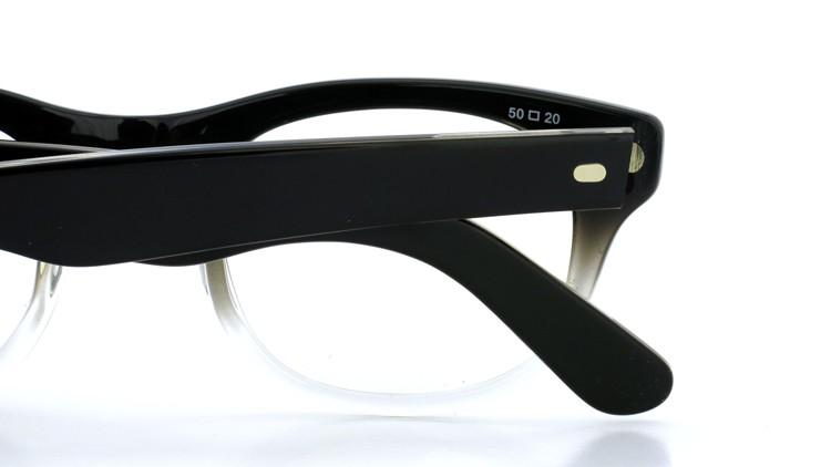 SHURON SIDEWINDER BLACK/CLEAR 50size 11