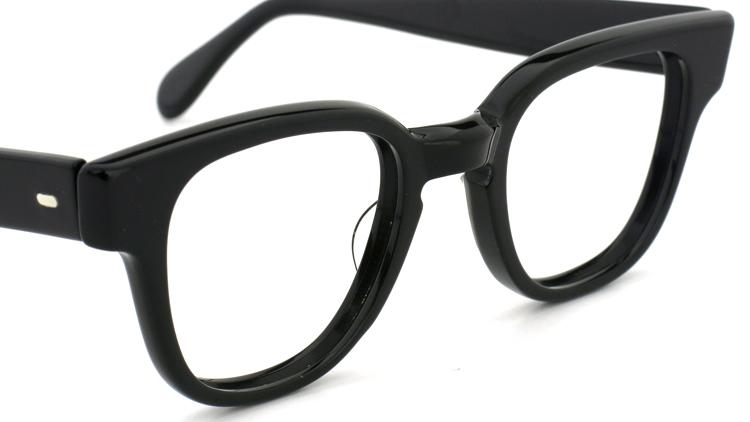 vintage TART OPTICAL メガネフレーム BRYAN BLACK 44-22 6