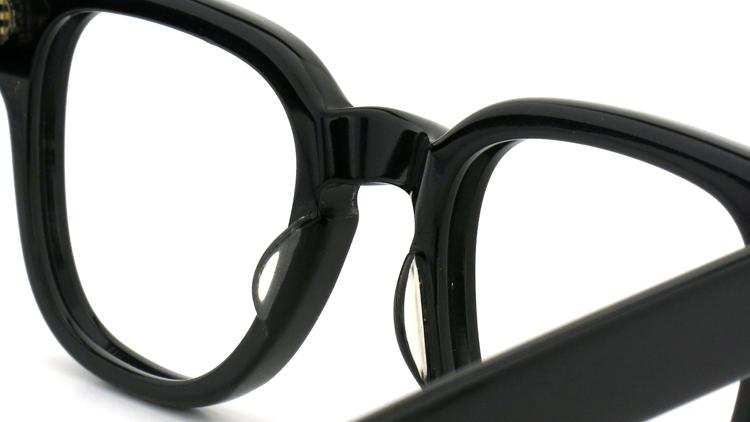 vintage TART OPTICAL メガネフレーム BRYAN BLACK 44-22 8